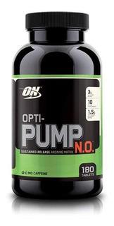 Opti Pump N.o. De Optimum Nutrition10 Ingredientes Activos
