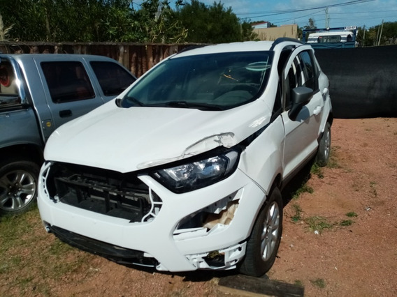 Ford Ecosport Solo Contado Chocada