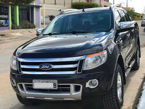 Ford Ranger Limited 3.2 Turbo Automática 4x4m