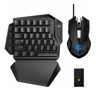 Gamesir Vx Aimswitch Adaptador De Teclado Y Mouse Para Ps4 /
