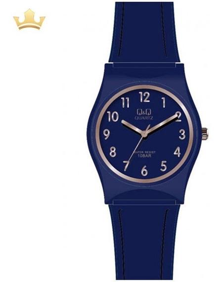 Relógio Q&q By Japan Feminino Vp34j859y Com Nf