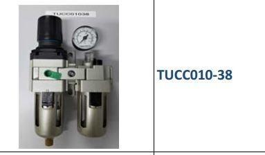 Filtro De Ar Regulador E Lubrificador Lubrifil 3/8 Pneumax