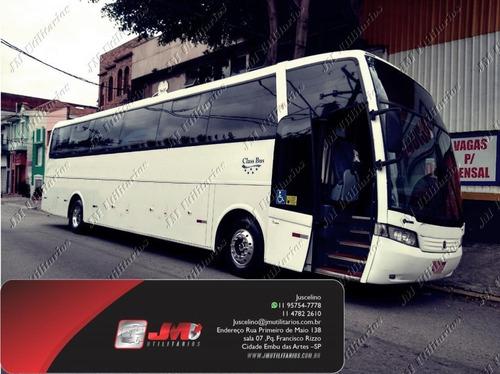 Busscar Vista Buss Hi Ano 2007 Scania K310 48 Lug Jm Cod.451