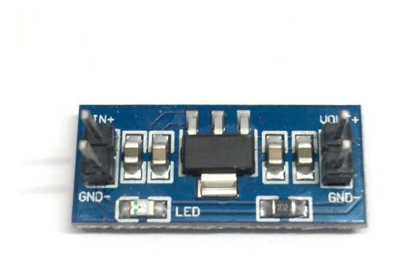 Kit 10x Módulo Regulador De Tensão 5v Para 3.3v Ams1117