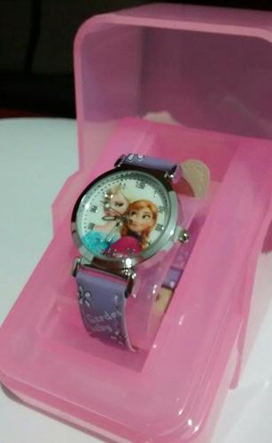 Relógio Infantil Frozen Promoção Dia Das Crianças