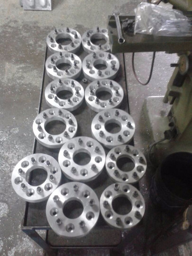Separadores De Rines 5 Huecos Manzana 127mm Grand Cherokee