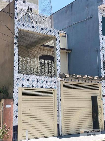 Casa Com 3 Dormitórios Para Alugar, 300 M² Por R$ 2.500,00/mês - Lauzane Paulista - São Paulo/sp - Ca0165