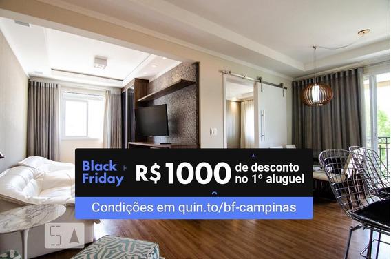 Apartamento No 3º Andar Mobiliado Com 1 Dormitório E 1 Garagem - Id: 892983304 - 283304