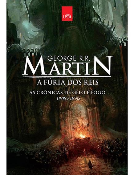 Livro - A Furia Dos Reis, As Cronicas Do Gelo E Fogo Livro 2