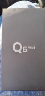 Celular LG Q6 Prime