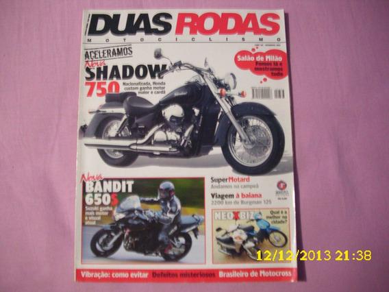 Revista Duas Rodas Nº 363 - Honda Biz X Yamaha Neo 115