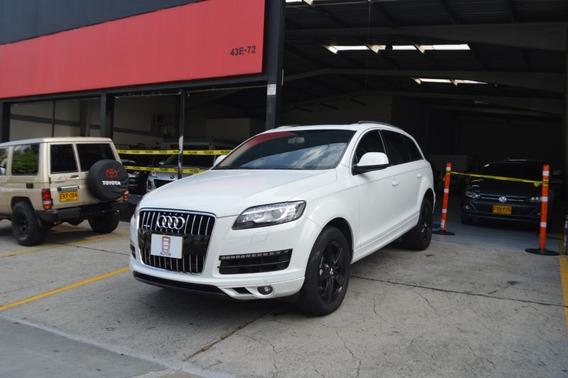 Audi Q7 Luxury