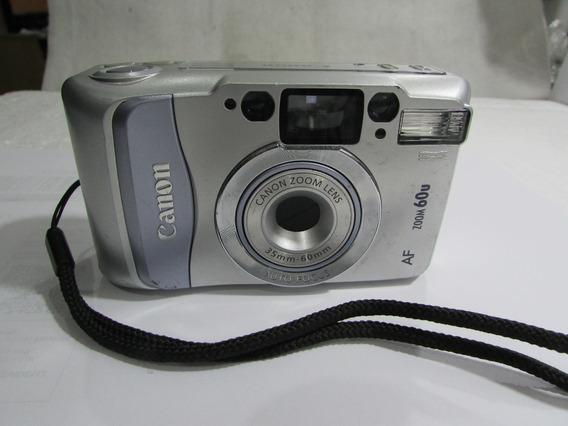 Maquina Fotografica Antiga Canon Af Zoom 60u