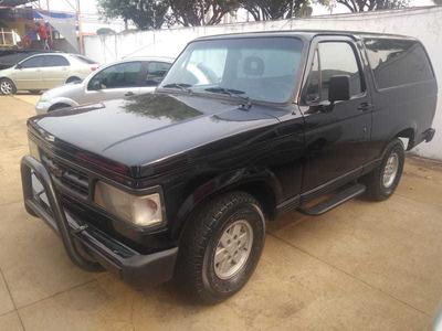 Chevrolet Bonanza Custom De Luxe 4.0 2p 1992