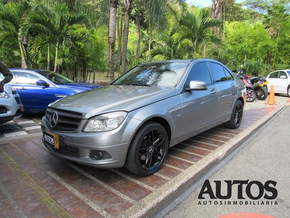 Mercedes Benz C 180 Cgi At Sec Cc 1800