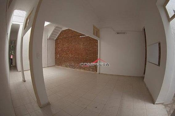 Casa Para Alugar, 246 M² Por R$ 9.000,00/mês - Centro - Rio De Janeiro/rj - Ca0178