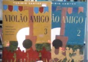 Violão Amigo- 2 E 3- Turíbio Santos E Sérgio Barboza