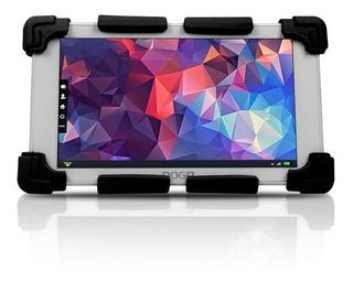 Funda Protectora Goma Noga 7 Soporte Tablet Varios Colores
