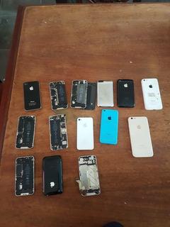 Lote De Celulares Iphones
