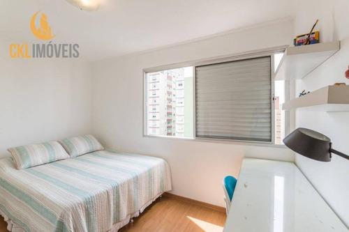 Imagem 1 de 30 de Apartamento Com 2 Dormitórios Para Alugar, 63 M² Por R$ 4.900,00/mês - Paraíso - São Paulo/sp - Ap1163