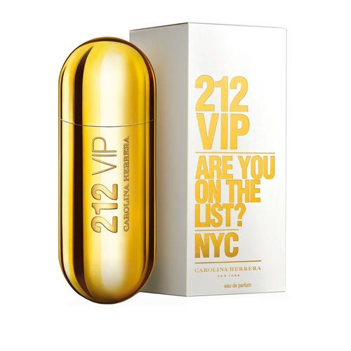 Imagen 1 de 1 de Carolina H. 212 Vip 80 Ml Perfume Original / Devia Perfumes