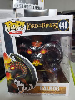 Funko Pop Balrog 448 The Lord Of The Rings