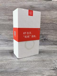 Celular One Plus 6t Ram 8gb 128gb Color Negro Desbloqueado