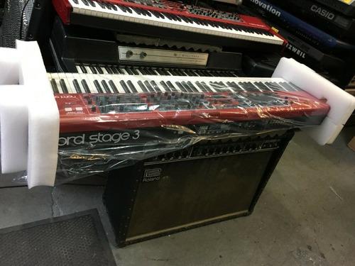 Nord Stage 3 88 Piano De Teclado Con Acción De Martillo