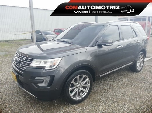 Ford Explorer Limited Id 40106 Modelo 2017
