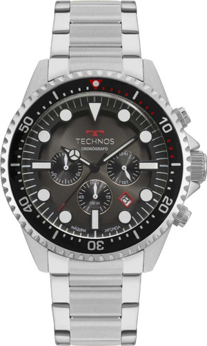 Relógio Technos Masculino Skymaster Cronógrafo Js25cb/1p