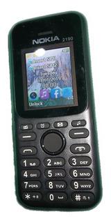 Teléfono Chino Básico Gsm Liberado Doble Sim Mod. Nokia 2190