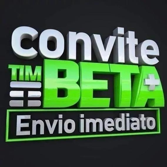 Tim Convite Beta 35 Gb + 2000 Minutos + Envio Imediato