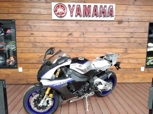 Yamaha R1 M1 Azul  0 Km Recibo Permutas