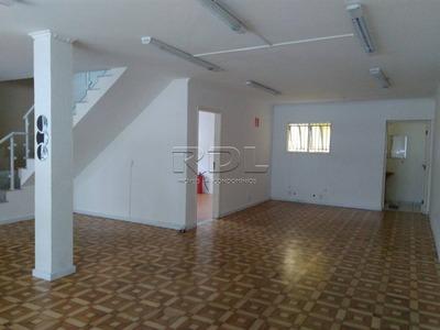 Sobrado Comercial - Centro - Ref: 4339 - L-4339