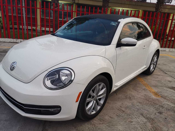 Volkswagen Beetle 2.0 Tiptronic At 2012