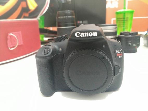 Câmera Digital Eos Rebel T5