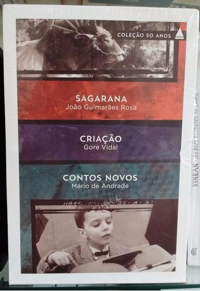 Box Clássicos Da Literatura Brasileira E Americana