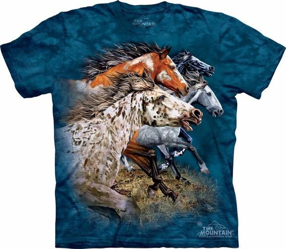 Playera 4d - Unisex Infantiles - 3538 Find 13 Horses