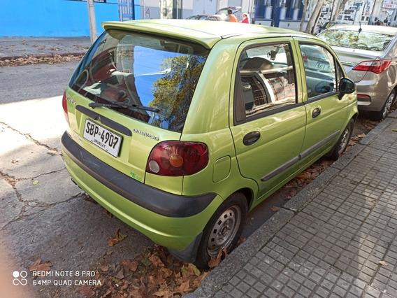 Daewoo Matiz 2001 0.8 Se