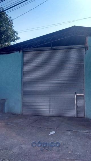 Galpão 300 Metros - Jd. São João! - 00981-2