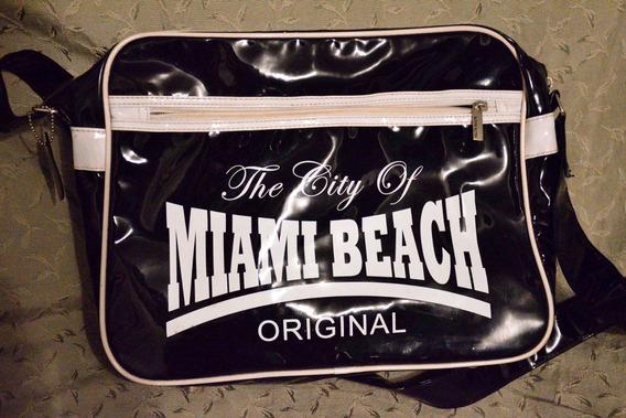 Bolso Cartera Importada Miami Robin Ruth Original