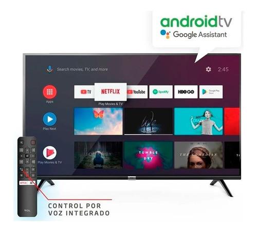 Imagen 1 de 4 de Televisor Smart Tcl 42  Full Hd Led Android L42s6500