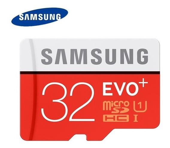 Cartão De Memória Sd Microsd Samsung 32g Tf80m Original