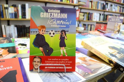 El Futuro Del Equipo. Antoine Griezmann.