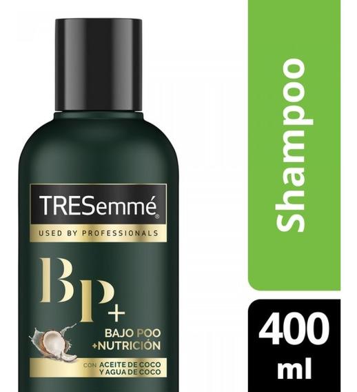 Tresemmé Shampoo Bajo Poo + Nutrición X 400 Ml