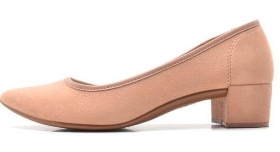 Sapato Moleca Salto Baixo 5662.100