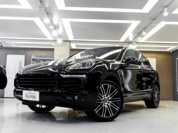 Porsche Cayenne V6 3.6 2016 Blindado