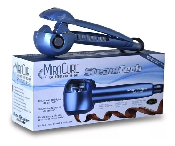 Miracurl Vapor Steam Tech Babyliss Pro 220v