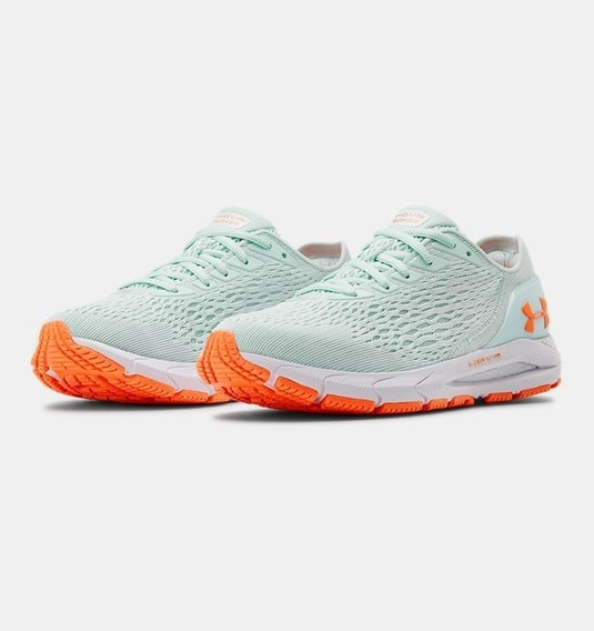 Tenis Under Armour Hovr Sonic 3 Deportivos Correr Mujer