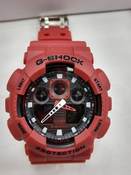 Relógio Masculino G A & 100 C/ Caixinha